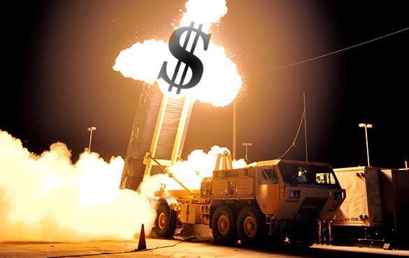 Что будет, если военный бюджет США вернется к отметкам 2001 года. 320425.jpeg