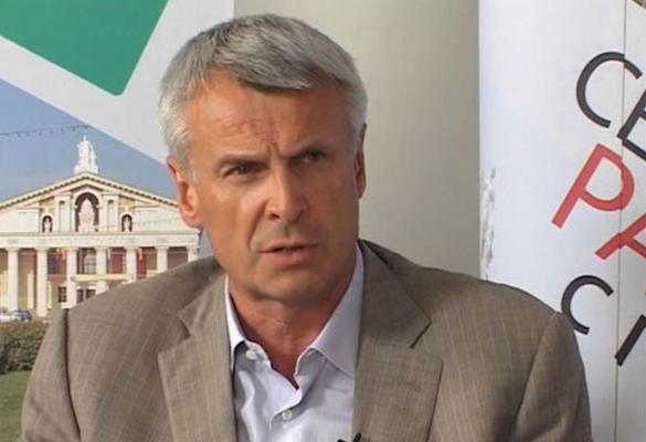 Мэр Нижнего Тагила Сергей Носов