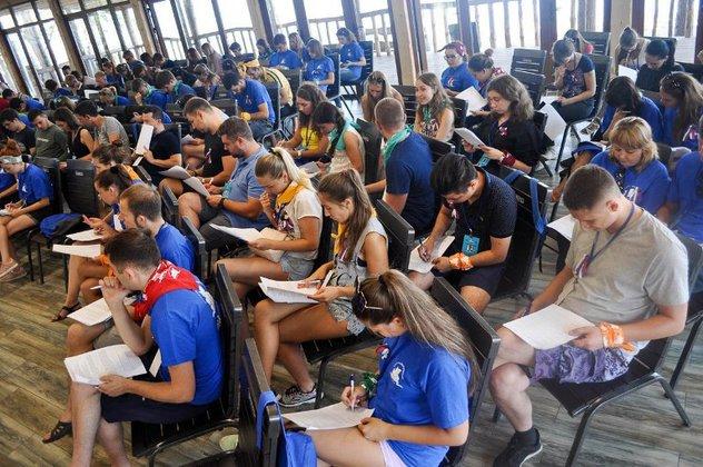 Избирательный процесс в деталях изучает молодежь России. Избирательный процесс в деталях изучает молодежь России