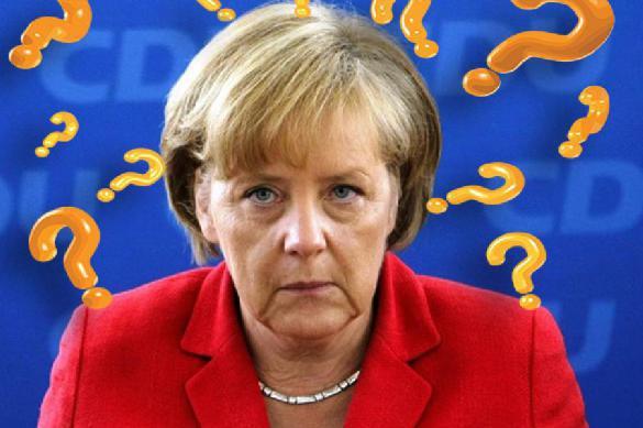 """Немецкие СМИ сообщили об """"исчезновении"""" Меркель. 390425.jpeg"""
