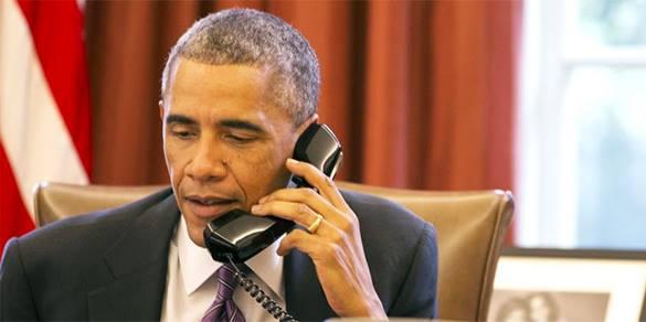 Обама не пользуется смартфонами, боясь АНБ и ФСБ?. Барак Обама