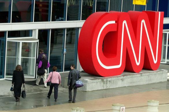 Здание CNN