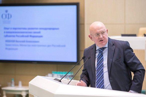 Постпредом Российской Федерации при ООН назначен Василий Небензя