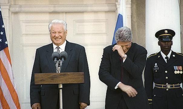 Рассекречено: Ельцин отчитывался Клинтону и клянчил деньги. 391426.jpeg