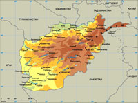 Отменен второй тур выборов в Афганистане