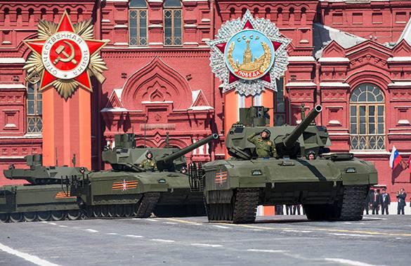 The National Interest: Пять неприятных для Запада выводов после 9 мая. Запад должен задуматься над посланием России