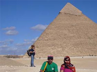 Туристка из России госпитализирована в Египте с подозрением на