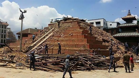 Собкор Правды.Ру о ситуации в Катманду: