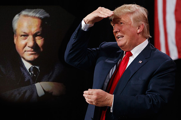 Трамп для Америки будет радикальней Ельцина 90-х
