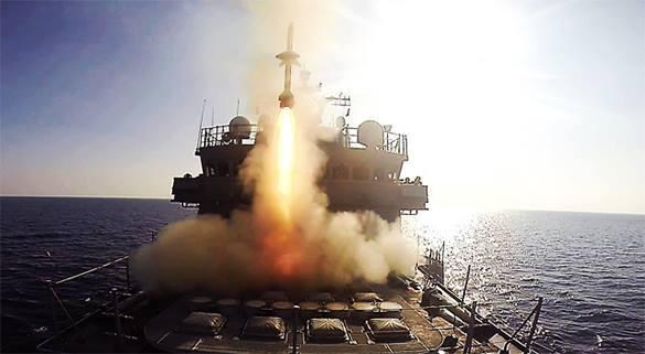 Учения США и Южной Кореи заставили КНДР запустить семь ракет. Запуск ракеты с корабля