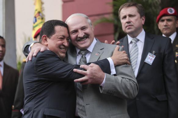 Лукашенко заявил о разработке Белоруссией плана по обороне для Венесуэлы. 399430.jpeg