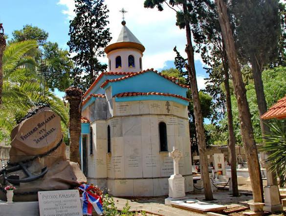 Могилы наших воинов хотели уничтожить в Греции. Могилы русских воинов хотели уничтожить в Греции
