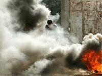 Террорист-смертник взорвал себя в центре Грозного