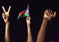 Новая страна появилась на карте мира. sudan