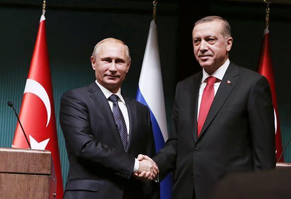 Восточный вектор России указал на Турцию. 305432.jpeg