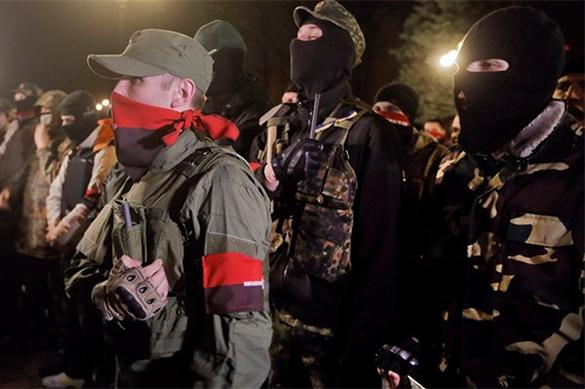 Украина отмечает национальный праздник - день карателя