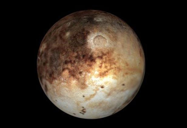 Почему на Плутоне царит ледяной холод. Почему на Плутоне царит ледяной холод