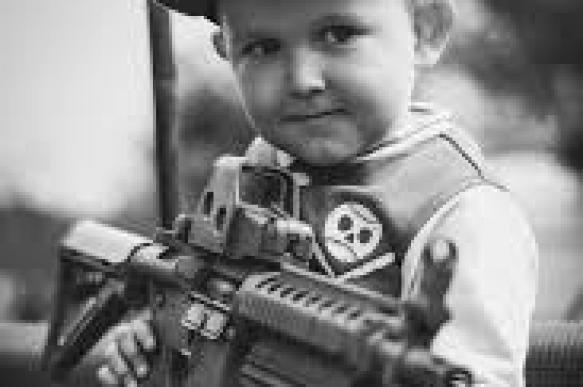 ВЕкатеринбурге учащимся  посоветовали  расстрелять портрет американского генерала