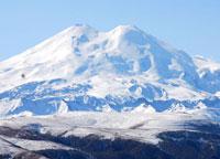 На Эльбрусе найдены следы неизвестного извержения