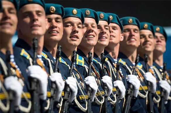 отборные воины России