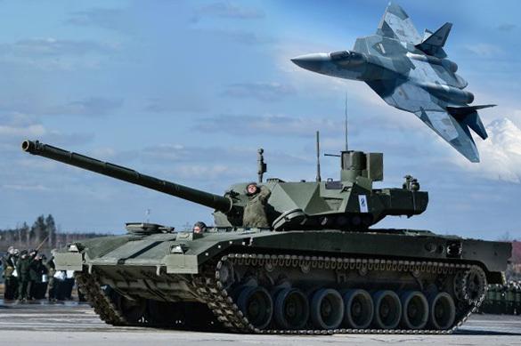 Ранее невиданное: почему засомневались в новом российском оружии. 389433.jpeg