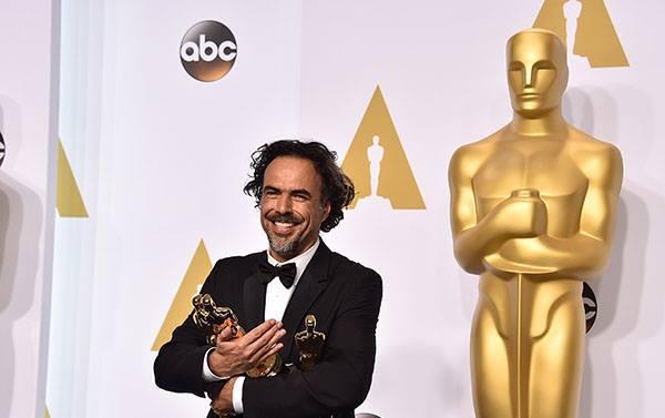 """""""Оскар"""" за лучший фильм получил мексиканец Иньяриту, а Звягинцеву статуэтку не дали. 312434.jpeg"""