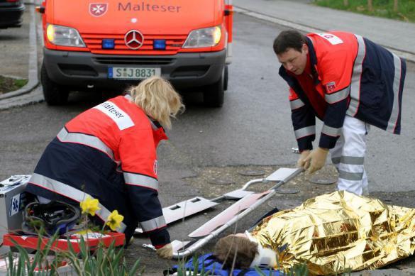 СМИ: российский пенсионер в Германии ранил в драке троих мигрантов. СМИ: российский пенсионер в Германии ранил в драке троих мигрант