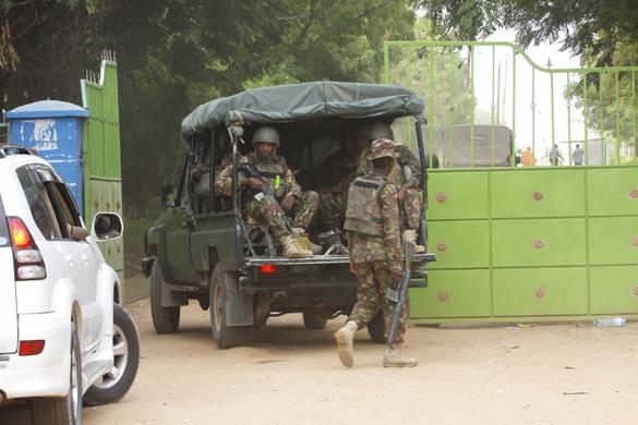 Нападение боевиков на университет в Кении: 147 человек погибло. Нападение боевиков на университет в Кении