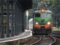 Железнодорожное сообщение в Грузии, прерванноое из-за взрывов