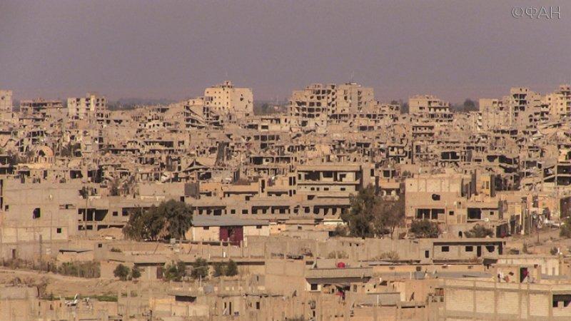 Сирийская армия нашла в районе Дейр эз‐Зора забитые под завязку мукой склады. Сирийская армия нашла в районе Дейр эз‐Зора забитые под завязку