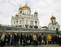 Патриарх Кирилл попросил прощения у россиян