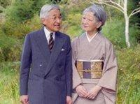 77-летний император Японии заболел воспалением легких. japan