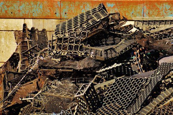 В России обнаружился дефицит металлолома.