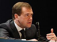 Медведев заявил, что еще рано отмечать окончание кризиса