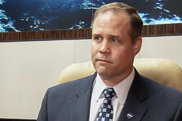 Опубликовано видео слез главы NASA из-за