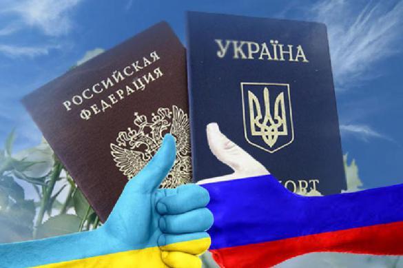 Опрос показал отношение украинцев кроссиянам