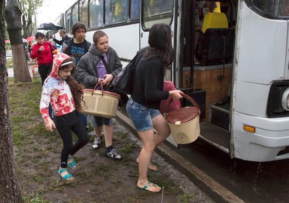 На Украине зарегистрирована резкая убыль населения. 307439.jpeg