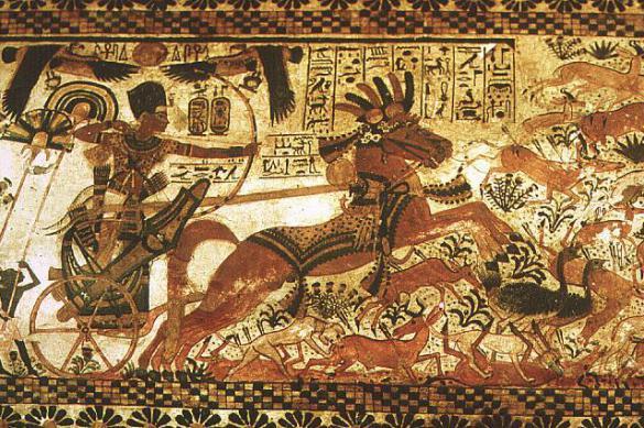 Тутанхамон - мальчик, калека или воин?. 385439.jpeg