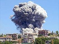 Ливанский боевик пытался дома разобрать ракету