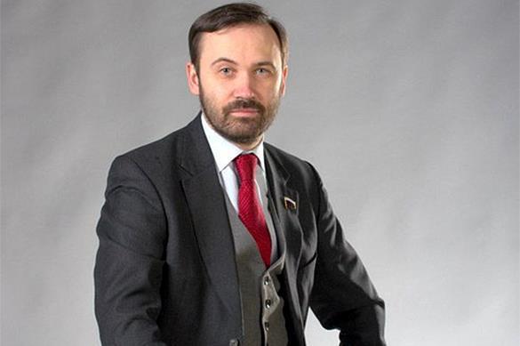Лишаемый мандата депутат Пономарев объявлен в международный розыск. 321440.jpeg