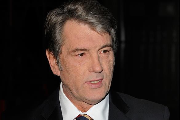 Ющенко: Я бы Крым не сдал ни за что