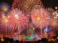 В честь Дня Победы в небо выпустят 30 салютных залпов