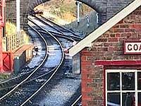 Забастовка британских железнодорожников ударит по клеркам