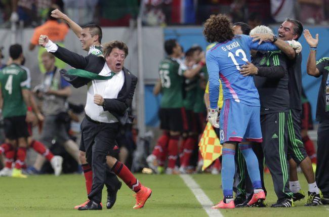 Мексиканцы обыграли хорватов на ЧМ-2014 по футболу и вышли в плей-офф. 293441.jpeg