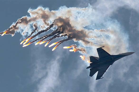 Су-27, учения в Крыму