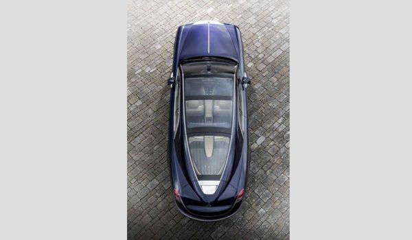 Sweptail — самый дорогой автомобиль в мире