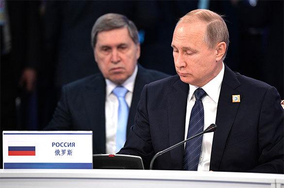 Путин сообщил о подготовке ИГИЛ дестабилизации на юге России