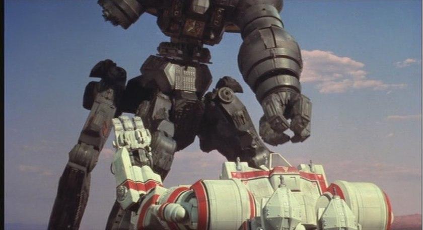 Бой между американским и японским роботами покажут по ТВ. Бой между американским и японским роботами покажут на ТВ