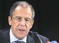 Лавров призвал бизнесменов к сотрудничеству в борьбе с