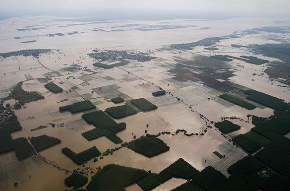 Ученые: Человечество уничтожит всемирный потоп.